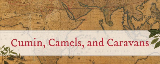 Middle Eastern Roots of Spice Trade: The Origins of Culinary Imperialism and Globalization