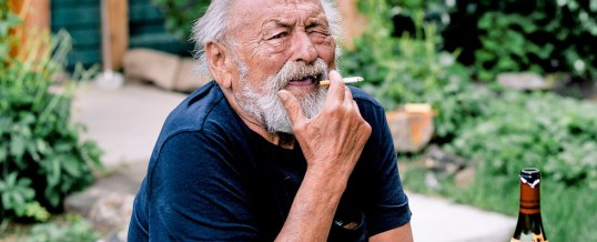 Jim Harrison was More Than Just a Pretty Face and Patagonia's Finest Writer