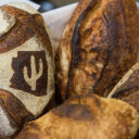Loaves from Barrio Bread, a community-supported bakery in Tucson owned by Don Guerra. Credit Chris Hinkle for The New York Times