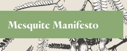 Mesquite Manifesto (second edition)